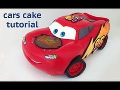 Disney's Cars Mater cake topper rusty truck - YouTube