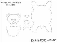 molde+tapete+caneca+urso.jpg (598×452)