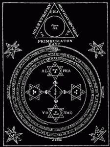 Os Tres Tipos De Magicka Negra Luciferiana Salomao Goetia Orixas