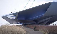 TOM WISCOMBE DESIGN - Mersey Observation Deck