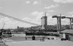 1965… a Ponte em construção - 005