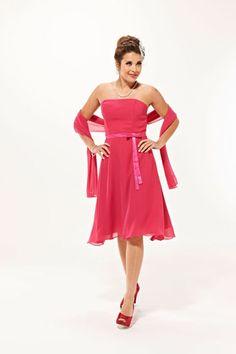 Hettie Short Bridesmaid Dress - Era Boutique