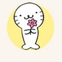 Hana-Maru Sanrio - A kind hearted white seal who is friends with Hana-Maru.