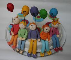 Birthday Cake Kids 2011