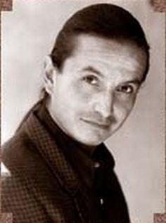 Actor/director  Pato Hoffmann. In the 90's.