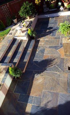 Made To Last Blog Slate Patio Patio Pavers Design Patio Garden Design
