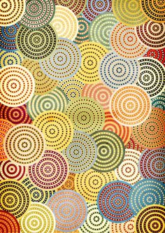 Circular pattern by Danny Ivan: