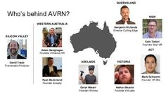 An awesome Virtual Reality pic! For more information about our national leadership team check out our website at AVRN.net.au.  #australia #virtual #reality #network #VR #tech #group #technology #entrepreneurs #innovation #perth #sydney #melbourne #canberr