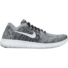 Size 9-Women's Nike Free RN Flyknit 2017 Running Shoes | Scheels
