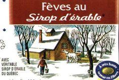 feves-sirop-erable Canadian Dishes, Canadian Cuisine, Vegetable Sides, Vegetable Recipes, Poulet General Tao, Baked Cheese, Baked Beans, Casserole Dishes, Holiday Recipes
