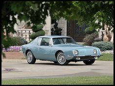 1964 Studebaker Avanti R2 Coupe One Owner Car with 6,353 Original Miles