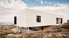 Franklin Mountain House by Hazelbaker Rush