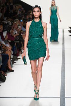 Défile Elie Saab Prêt-à-porter Printemps-été 2014 - Look 23