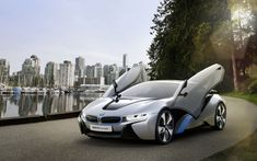 BMW USA – i8 Hybrid Electric Car Release Date, MPG, KPG, Top Speed
