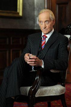 Tall, Dark and Handsome Older Mens Fashion, Suit Fashion, Bespoke Suit, Bespoke Tailoring, English Gentleman, Gentleman Style, Mode Masculine, Charles Dance, Savile Row