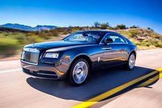 First drive: 2014 Rolls-Royce Wraith | Digital Trends Reviews