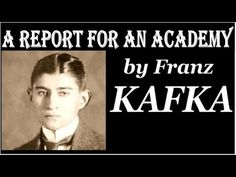LIVE A Report for an Academy by Franz Kafka - Full Free Audio Book, Summary BAC Biography - YouTube