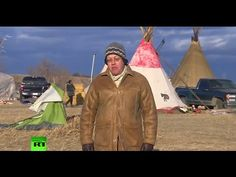 November 26, 2016 by dandelionsalad Chris Hedges: Standing Rock Resistance (#NoDAPL)      ----    Standing Rock Resistance (On Contact special episode)