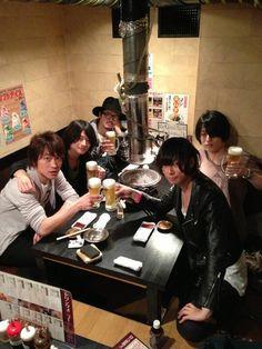 [Champagne]2013/4/20 大阪ファイナル終了。もう何も言わない。ありがとう。洋平