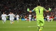 Player of the day: Bravo's heroics