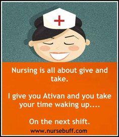 Top 10 Funny Nursing Quotes--->http://www.nursebuff.com/2013/04/top-10-funny-nursing-quotes/