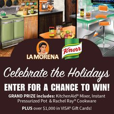 Visit www.TimeForFlavor.com for a chance to win some awesome prizes! #AddfFlavorSweesptakes