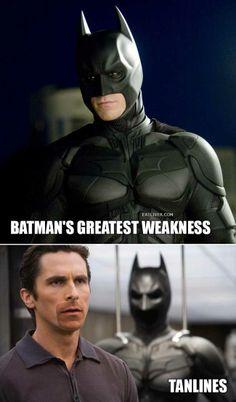 Batman's greatest weakness