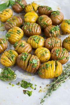 Best Herb Roast Potatoes