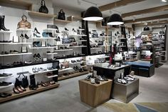 Lōcale store design & brand identity by Pompei A. D., Montreal Invisible Fixtures #fixtures #retail