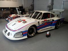 The Martini Racing Page