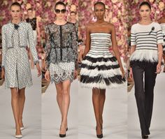 Oscar de la Renta Spring 2015 RTW Collection #NYFW