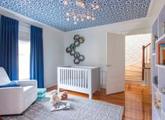 15 Modern Baby Room Themes For Your First Child - Modern Baby Furniture, Cool Furniture, Bali Furniture, White Furniture, Furniture Stores, Baby Room Design, Nursery Design, Baby Nursery Decor, Nursery Room