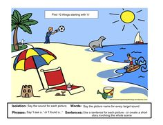 S and Sh Sound Loaded Scenes from Adventures in Speech Pathology. Pinned by SOS Inc. Resources.  Follow all our boards at http://pinterest.com/sostherapy  for therapy resources.