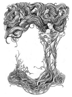 The Dryad by jankolas on deviantART