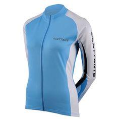 Scattante Women s Team Long Sleeve Jersey - Long Sleeve Cycling Jerseys eb613f461