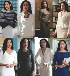 Jessica Pearson- You just can't find any fault in her style. Lawyer Fashion, Office Fashion, Work Fashion, Business Casual Outfits, Business Attire, Business Fashion, Suit Fashion, Fashion Outfits, 50 Fashion
