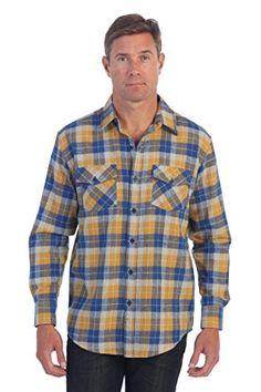 Gioberti Men's Flannel Shirt - http://www.darrenblogs.com/2017/01/gioberti-mens-flannel-shirt/
