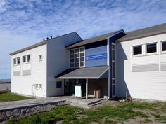 Founded in the the Greenland National Museum in Nuuk showcases years of the island's history. Nuuk Greenland, Greenland Travel, Archipelago, National Museum, Continents, Island, Vacation, Places, Outdoor Decor