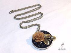 Karamell rózsa
