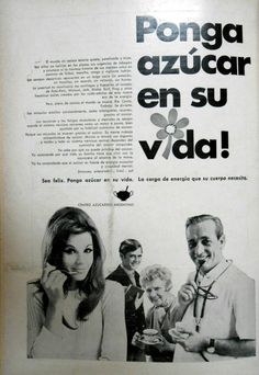 "Publicidad que pertenece a la revista ""La Industria Azucarera"" nº 915 (Jul-Sep) de 1970"