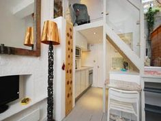 DISCOUNT ► Get 15% off this Alcove Studio in Shoreditch, until Aug 21 2012. Enjoy the modern design and amenities of this apartment, while staying in one of London's most fashionable neighborhoods. Check it out before it's gone ;)