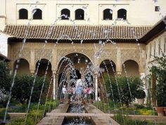 Alhambra by urloplany.pl, via Flickr #Spain