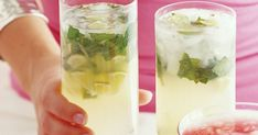 Raise your glass to this zesty Moscow mule.