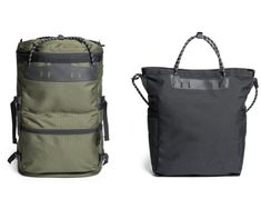 Outerknown launches a collection of sustainable bags with New Life Project New Life, Making Out, Sustainability, Workshop, Product Launch, Japan, Backpacks, Projects, Bags
