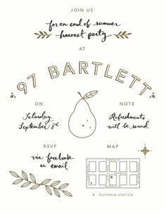 Harvest Party — Aprile Elcich