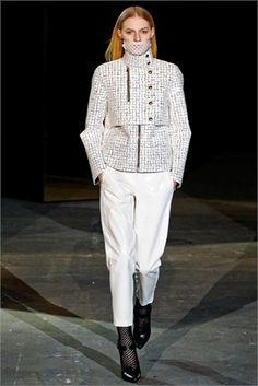 471d4dcc34e0c6 Alexander Wang Fall 2012 Ready-to-Wear Fashion Show - Julia Nobis