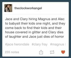 #ShadowHunters #Fandoms