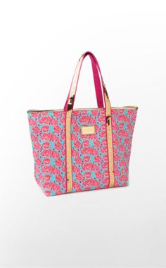 Lilly Pulitzer - Sparkle Tote