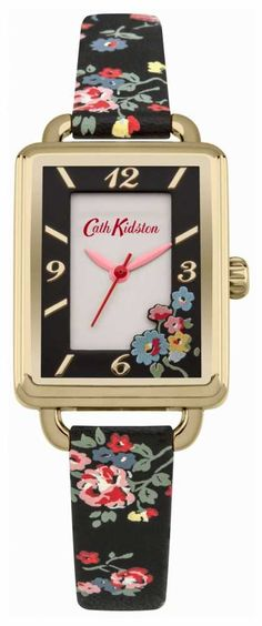 Cath Kidston CKL019BG - In stock. A fantastic looking analogue ladies watch by Cath Kidston. This watch features a multicolour resin strap along with a alloy case along with a two tone dial. The CKL019BG Cath Kidston ladies watch has the manufacturers 24 months manufacturer warranty certificate. A great looking model.. Official Cath Kidston UK retailer. The Cath Kidston CKL019BG comes with free delivery, 2 year guarantee, 30 day returns and box.