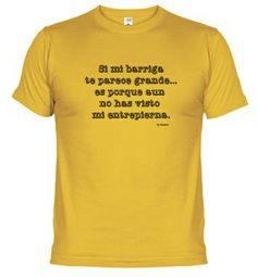 XD http://www.latostadora.com/moshis/camiseta_para_chicos_si_mi_b/553267  #machomen #macho #cool #funny #gordo #divertido #camiseta #regalo #man #barriga #hombres
